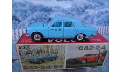 1/43 ГАЗ 2401 А14, масштабная модель, 1:43, Тантал