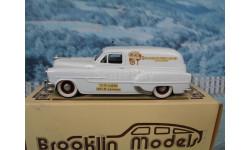 1/43 Brooklin models BRK 31x 1953 PONTIAC SEDAN DELIVERY, масштабная модель, 1:43