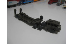 Танковоз М26 Dragon-Wagon, масштабная модель, Roco, scale87