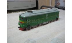 Тепловоз китай, железнодорожная модель