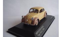Mercedes - Benz 170H  1938 год