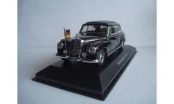 Mercedes - Benz  300 B  Konrad Adenauer
