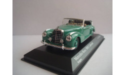 Mercedes - Benz  300 S Cabriolet open  1954