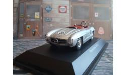 Mercedes - Benz  300 SLS  1957 год