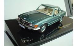 Mercedes - Benz 350 SL Hard Top, масштабная модель, 1:43, 1/43, IXO Road (серии MOC, CLC), Mercedes-Benz