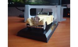 Mercedes - Benz  540K  Cabriolet open 1938 год