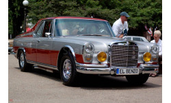 Mercedes - Benz 600 Pick Up  ' EL Benzo ' 1963 год