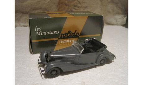 Mercedes - Benz 540K  1939 год  / КИТ для сборки, масштабная модель, Mercedes-Benz, Solido, 1:43, 1/43