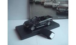 Mercedes - Benz CLK DTM AMG Cabriolet Softtop Street version A209, масштабная модель, Mercedes-Benz, Kyosho, 1:43, 1/43