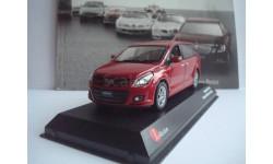 Mazda  MPV  2006 год, масштабная модель, 1:43, 1/43, Kyosho / J-Collection