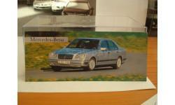 Mercedes - Benz E 320  W210 1995 год  /  конструктор