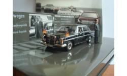 Mercedes - Benz 300 SEL 6.3  1970  Bundeskanzler Willy Brandt