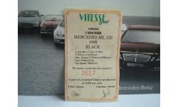 Mercedes - Benz ML 320 1998 год ( W163 )