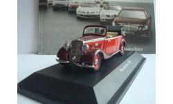 Mercedes - Benz  170V Cabrio, масштабная модель, 1:43, 1/43, Schuco, Mercedes-Benz