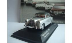 Mercedes - Benz  220 S ( W180 ) 1956 год