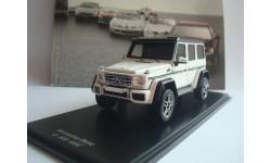 Mercedes - Benz  G 500  4x4 / 2