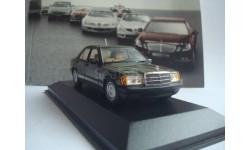 Mercedes - Benz 190E 1984 год ( W201 )