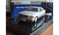 Mercedes - Benz  500 SEC  Coupe  ( C126 )