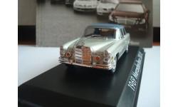 Mercedes - Benz 280 SE Cabriolet Softtop 1969 год
