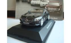 Mercedes - Benz  S Klass Coupe  C217, масштабная модель, 1:43, 1/43, Kyosho, Mercedes-Benz