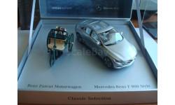 Mercedes - Benz 125! Jahre Innovation / набор из 2 моделей