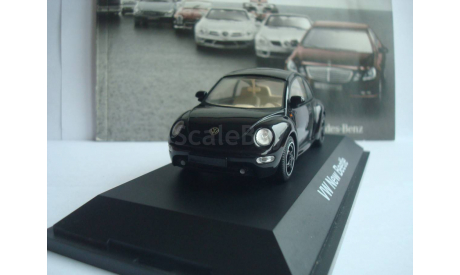 VW New Beetle ' Black Magic ', масштабная модель, Schuco, scale43, Volkswagen