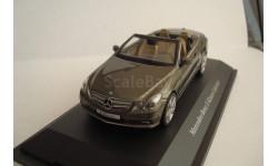 Mercedes - Benz  E Klass Cabriolet  ( A207 ), масштабная модель, 1:43, 1/43, Schuco, Mercedes-Benz