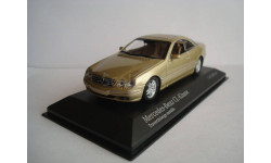 Mercedes - Benz CL - Klass ( C215 ) 1999 год