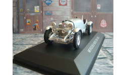 Mercedes - Benz  SSK  1928 год, масштабная модель, 1:43, 1/43, WhiteBox, Mercedes-Benz