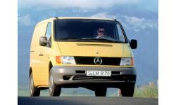 Mercedes - Benz VITO kastenwagen ( W638 ), масштабная модель, NZG, scale43, Mercedes-Benz