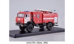 КАМАЗ-43502 АЦ-3-40   SSM