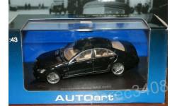 Mercedes S63 AMG AutoArt, масштабная модель, 1:43, 1/43, Mercedes-Benz