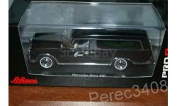 Mercedes 600 W100 Schuco