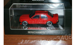 Mercedes Brabus 3.6S 1989 red minichamps