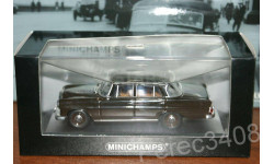 MERCEDES-BENZ 190 (W 110), BROWN 1961 minichamps