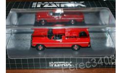 Mercedes-Benz (W115) «Binz» Pick Up - argentina red Matrix