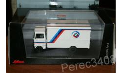 Mercedes Benz LP608 Service Truck BMW Motorsport Schuco