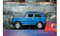 ВАЗ 2121 НИВА синяя 1981  IST