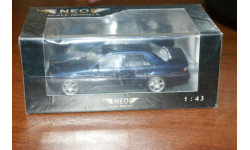 Mercedes-Benz AMG E60 (W124) blue metallic NEO