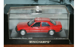 Mercedes-Benz 190E W201 Minichamps