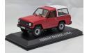 Nissan Patrol 1984, масштабная модель, scale43, IXO Road (серии MOC, CLC)