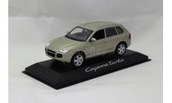 Porsche Cayenne Turbo, масштабная модель, 1:43, 1/43, Minichamps