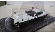 DATSUN FAIRLADY 240 Z, масштабная модель, Полицейские машины мира, Deagostini, 1:43, 1/43