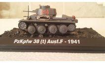 pz. 38 t, масштабные модели бронетехники, 1:72, 1/72
