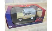 УАЗ- 469 БГ 1977г. МЕДПОМОЩЬ НА ДОМУ IST 040., масштабная модель, IST Models, 1:43, 1/43