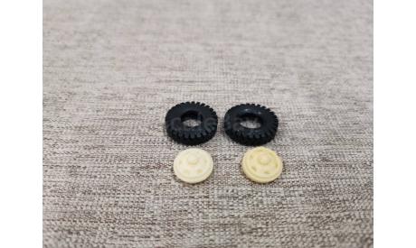 резина диски, запчасти для масштабных моделей, scale43