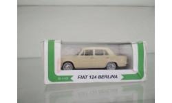 Fiat 124 norev 1/43