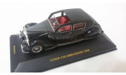 1/43 1936 Voisin C28 Ambassade, масштабная модель, IXO Museum (серия MUS), 1:43
