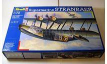 Британский гидросамолет Supermarine Stranraer, сборные модели авиации, Revell, 1:72, 1/72
