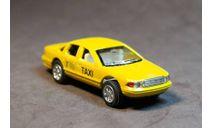 Такси Chevrolet Caprice, США., масштабная модель, Kinsmart, 1:87, 1/87